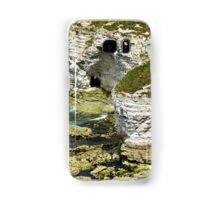 Flamborough Cliffs Samsung Galaxy Case/Skin