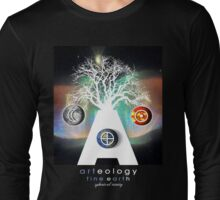 arteology universe 3 Long Sleeve T-Shirt