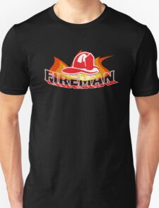 KID'S FIREMAN  Unisex T-Shirt