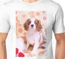 Lady Di Cavalier King Charles Spaniel Unisex T-Shirt