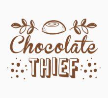 Chocolate thief Kids Tee
