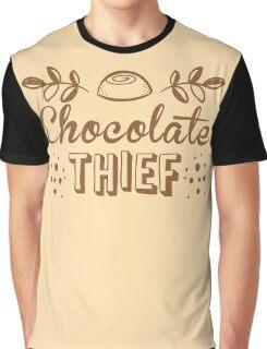 Chocolate thief Graphic T-Shirt