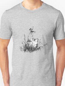 Fantasy Lilliputian from Faeries Unisex T-Shirt