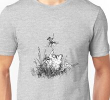 Fantasy Lilliputian from Faeries Unisex T-Shirt