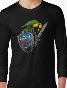 Hyrule Warrior Long Sleeve T-Shirt