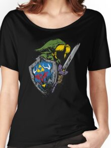 Hyrule Warrior Women's Relaxed Fit T-Shirt