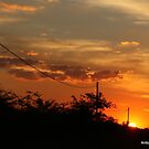 Sunset slide by Antionette