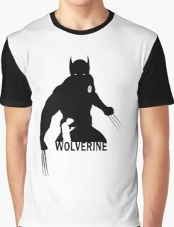 Wolverine - Silhouette Graphic T-Shirt