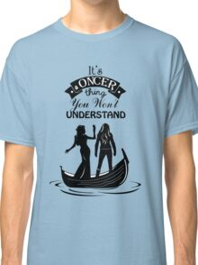 Swan Queen. Oncer Thing! Classic T-Shirt