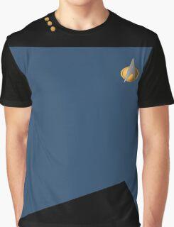 Star Trek Science & Medical Uniform Graphic T-Shirt
