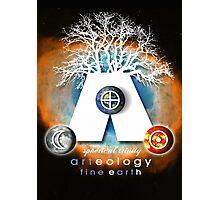 arteology universe 4 Photographic Print