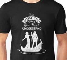 Swan Queen (b/w). Oncer Thing! Unisex T-Shirt
