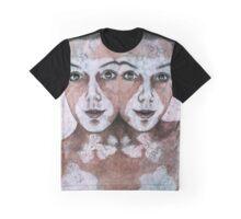 Rorschach Twins Graphic T-Shirt