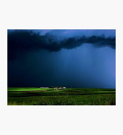Wild, wild weather Photographic Print