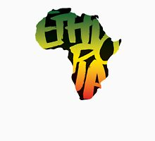 Ethiopia in Africa - Black Unisex T-Shirt