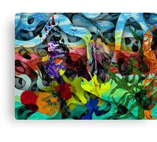 Special places oft exist where hearts desire most persists Canvas Print