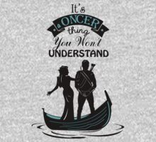 Outlaw Queen. Oncer Thing! Kids Tee