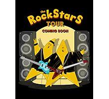 Rock Stars Photographic Print