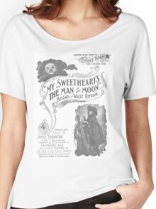 My Sweetheart's The Man in the Moon Women's Relaxed Fit T-Shirt