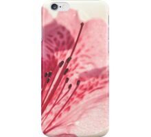 Floral 10 Azalea iPhone Case/Skin