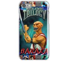 baraka 2 mk iPhone Case/Skin