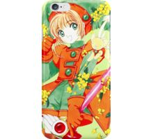 Sakura vs. Dash iPhone Case/Skin