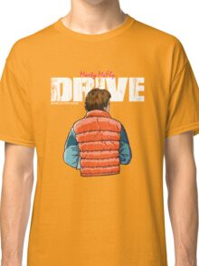 Back to the Future - Drive Classic T-Shirt