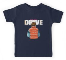 Back to the Future - Drive Kids Tee