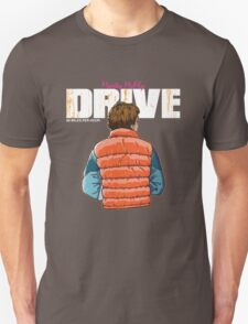 Back to the Future - Drive T-Shirt
