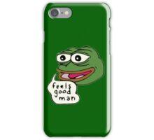 Feels Good Man iPhone Case/Skin