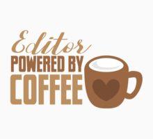 Editor powered by Coffee Baby Tee
