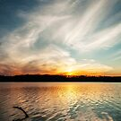 Easter Sunset by Caleb Ward