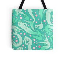 Tails of the Deep Tote Bag