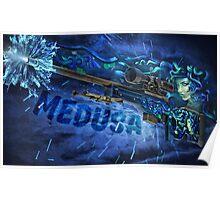 Medusa CS:GO Poster