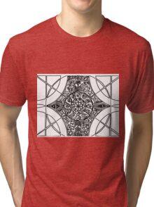 Structures Tri-blend T-Shirt