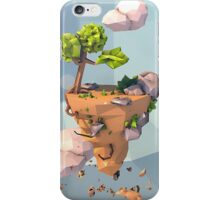Floating Island iPhone Case/Skin