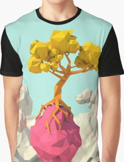 Sky tree Graphic T-Shirt