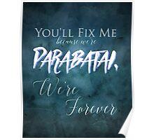 Parabatai - Lady Mindnight Poster