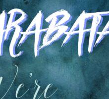 Parabatai - Lady Mindnight Sticker