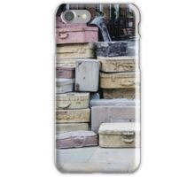 Hope Street 'Suitcases', Liverpool iPhone Case/Skin