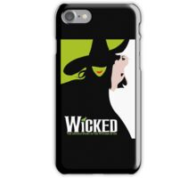Wicked Broadway Musical iPhone Case/Skin