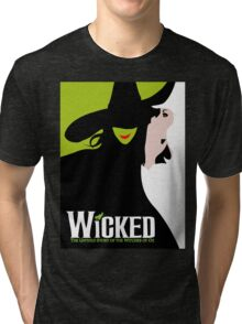 Wicked Broadway Musical Tri-blend T-Shirt