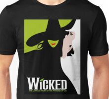 Wicked Broadway Musical Unisex T-Shirt