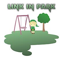 Link in park Photographic Print