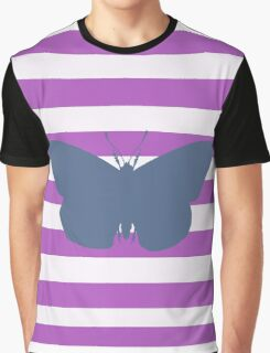 Butterfly Graphic T-Shirt