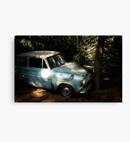 Weasley Car Canvas Print