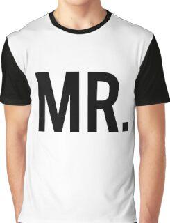 MR Husband, Hubby, Unisex, Tumblr, Couple Graphic T-Shirt