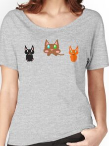 Kittens Women's Relaxed Fit T-Shirt