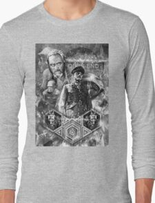 Quatermass and the Pit Movie Design Long Sleeve T-Shirt