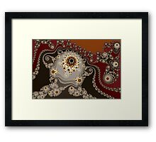 Multibrot Byways No. 10 Framed Print